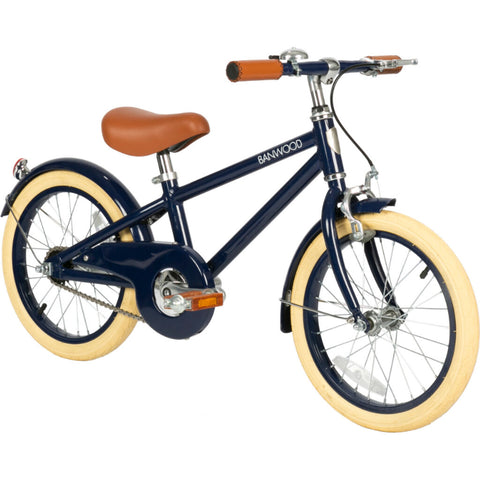 Banwood Classic Kid's Bicycle | Navy