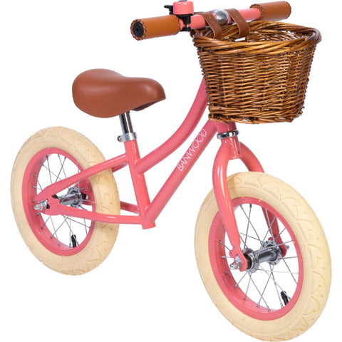 Banwood First Go! Kid's Balance Bike | Coral