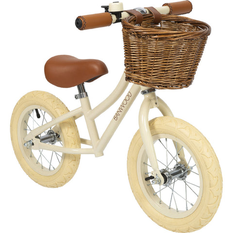 Banwood First Go! Kid's Balance Bike | Cream