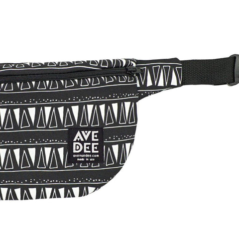 Avenue Dee Fanny Pack | B+W Triangle 10079