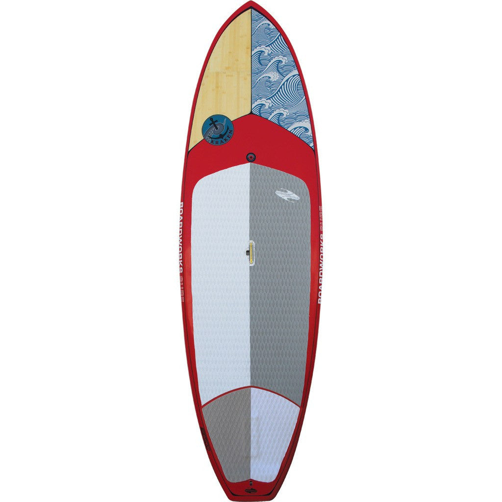 "Boardworks Kraken 9'9"" Stand-Up Paddle Board 