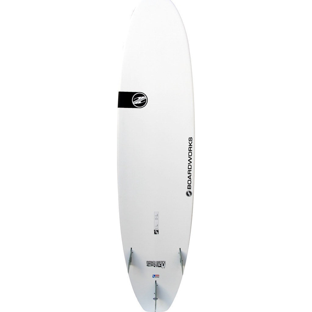 "Boardworks Monkey Wrench 7'0"" I-Shot Surf Board 