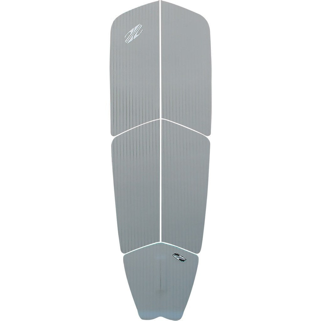 Boardworks 6 Piece Stand-Up Paddle Board Pad | Light Grey