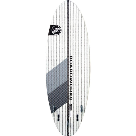 "Boardworks The Special 7'4"" Surf stand Up Paddle Board 