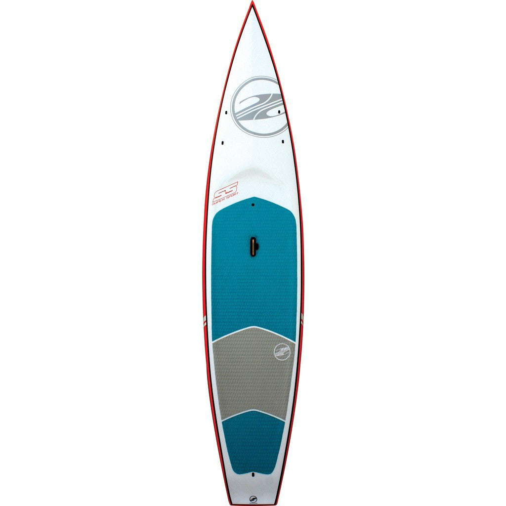 "Boardworks Super Sport 12'6"" Stand Up Paddle Board 