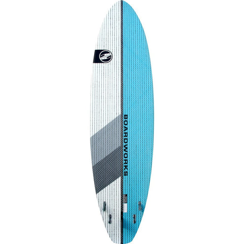 "Boardworks The Special 9'10"" Surf Stand Up Paddle Board 