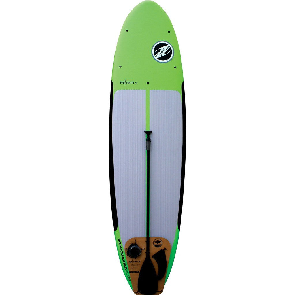 Boardworks B-Ray Stand-Up Paddle Board Package 10'6"