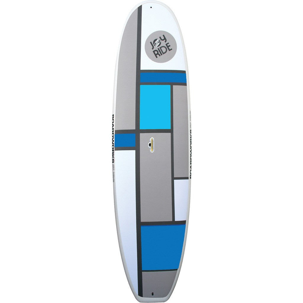 Boardworks Joy Ride Stand-Up Paddle Board | Blue/Sky Blue