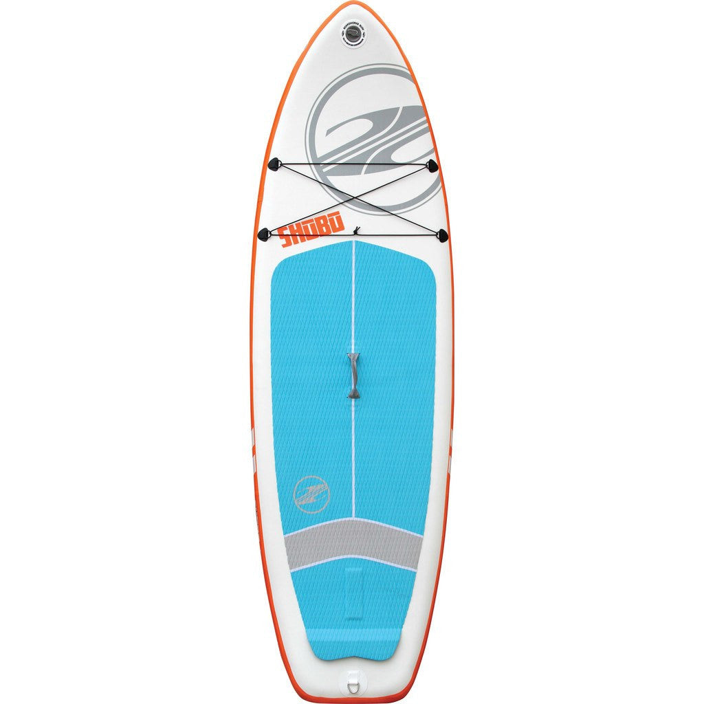 "Boardworks Shubu 9'6"" Inflatable Surf Board 