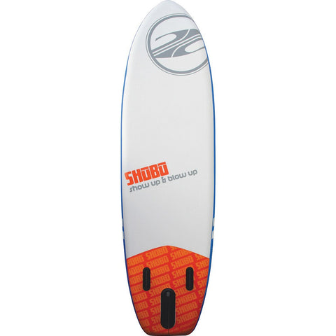 "Boardworks SHUBU 10'6"" Inflatable Stand Up Paddle Board 