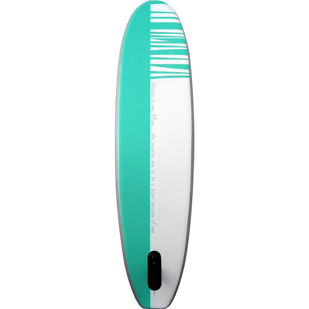 "Boardworks Muse 10'2"" Inflatable Stand Up Paddle Board 