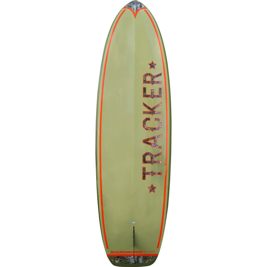Boardworks Tracker 11' Stand Up Paddle Board | Tree Camo