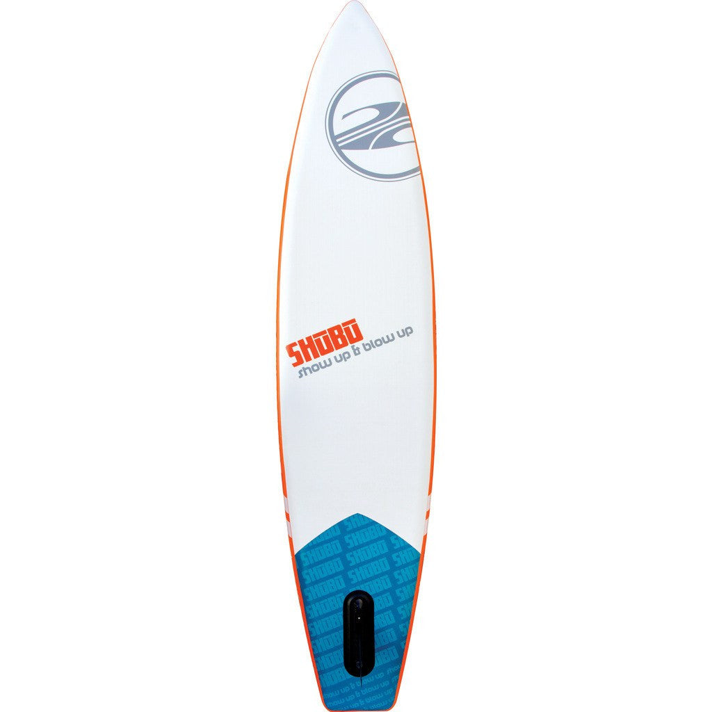"Boardworks SHUBU X Rocket 11'6"" Inflatable Stand Up Paddle Board 