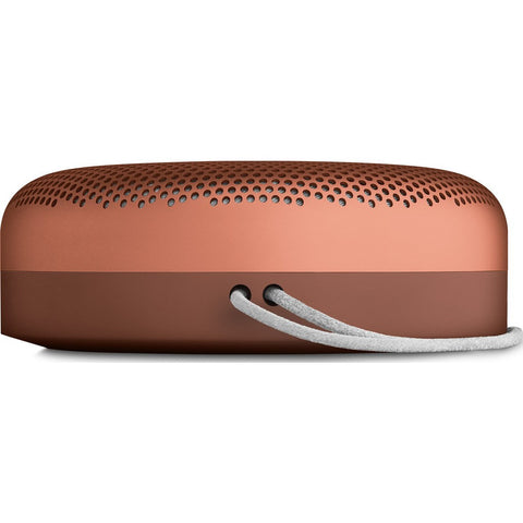 Bang & Olufsen BeoPlay A1 Speaker | Tangerine Red 1297882