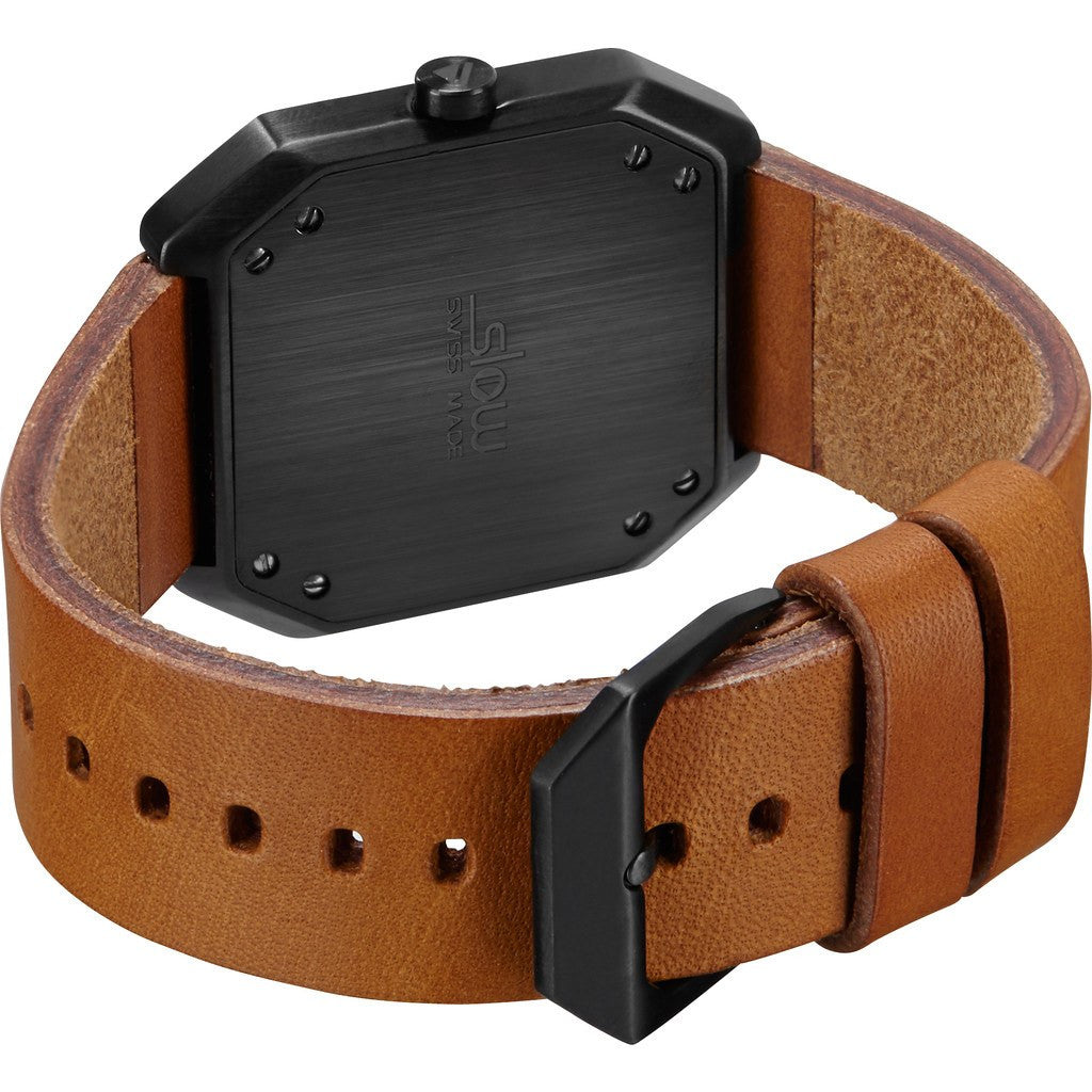 slow Jo 19 Black Watch | Brown Vintage Leather X000JADHE4