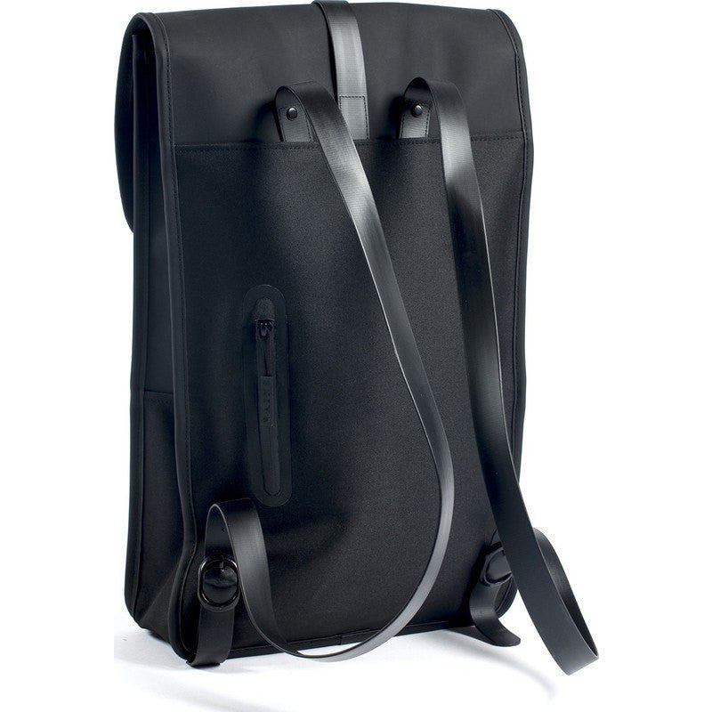 RAINS Waterproof Backpack | Black