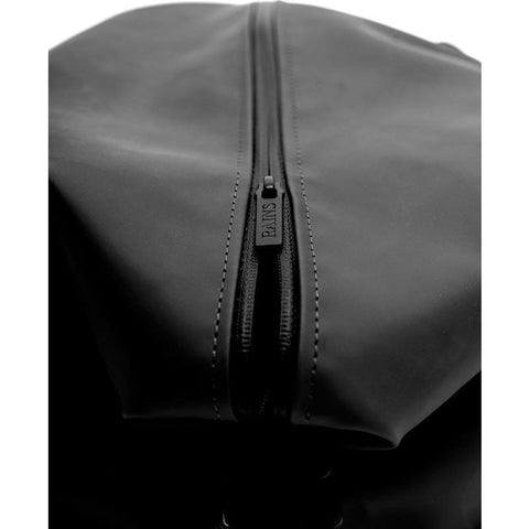RAINS Waterproof Duffel Bag | Black