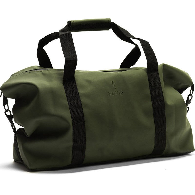 RAINS Waterproof Duffel Bag | Green