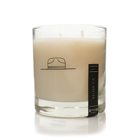 Ranger Station Soy Based Wax Candle | Balsam Fir RS_004