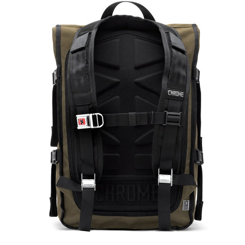 Chrome Barrage Cargo Backpack | Ranger/Black