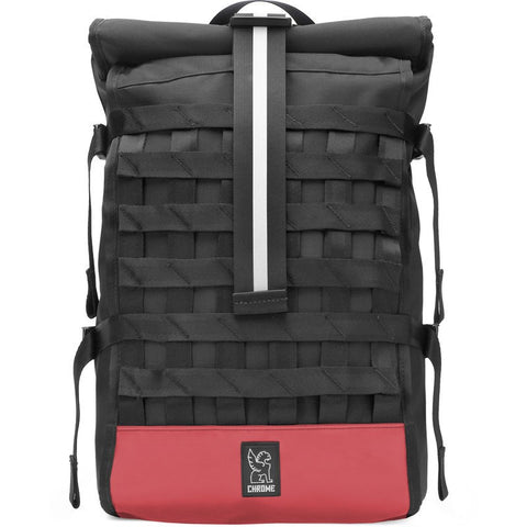 Chrome Barrage Cargo Backpack | Graphite/Crimson