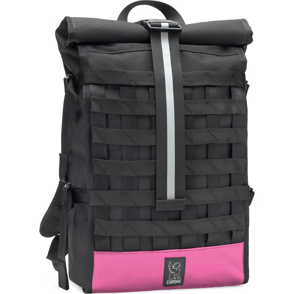 Chrome Barrage Cargo Backpack | Black/Pink