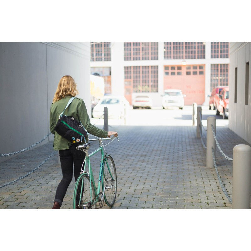 Alite Designs Barrel Bike Bag Ltd. | Pioneer Green