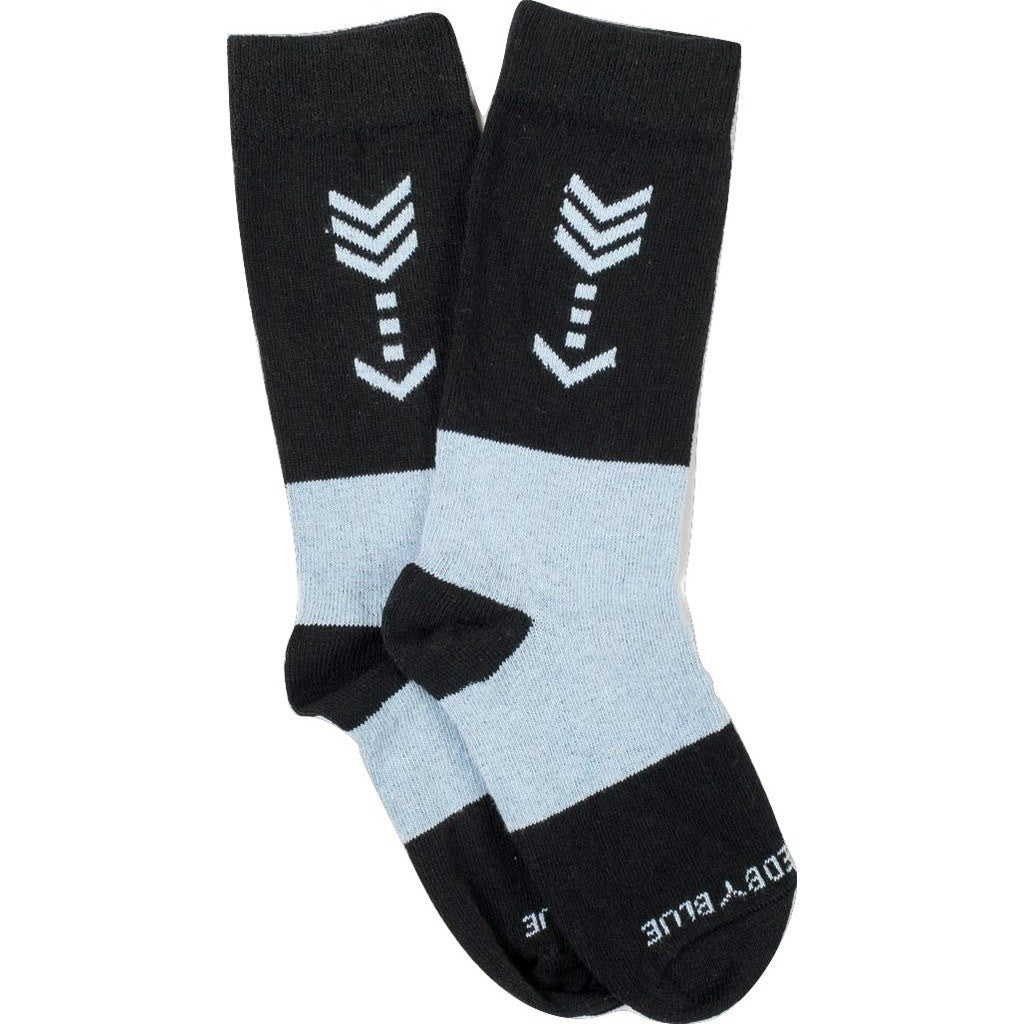 United By Blue Bartrams Socks | Aqua Arrow SML 00A-1BS-AQ2 // LRG 00A-1BS-AQ4