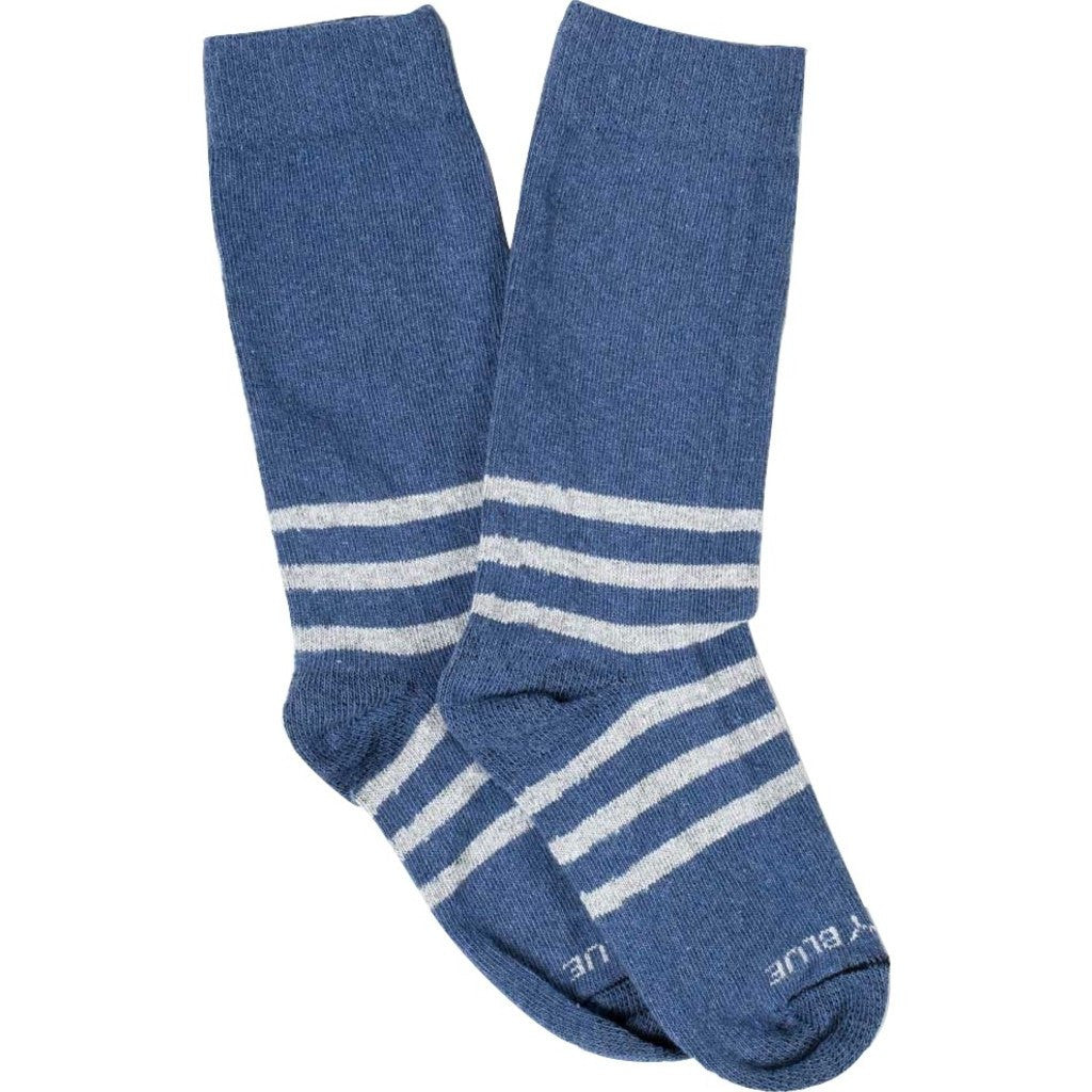 United By Blue Bartrams Socks | Blue Stripe SML 00A-1BS-BL2 // LRG 00A-1BS-BL4