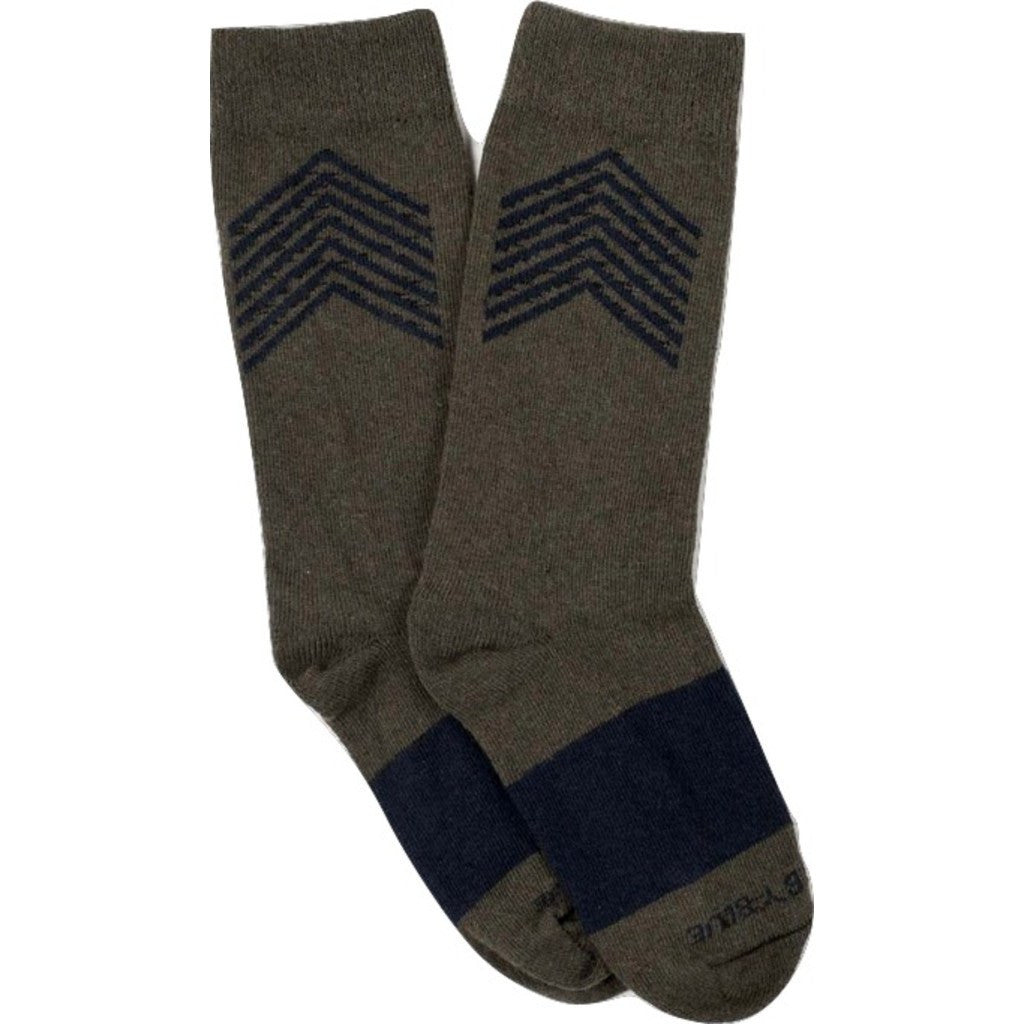 United By Blue Bartrams Socks | Evergreen Peaks SML 00A-1BS-EG2 // LRG 00A-1BS-EG4