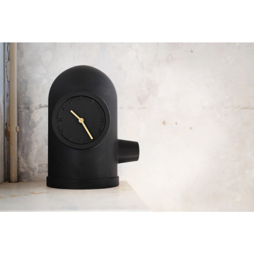 LEFF amsterdam Base Table Clock | Black LT50011