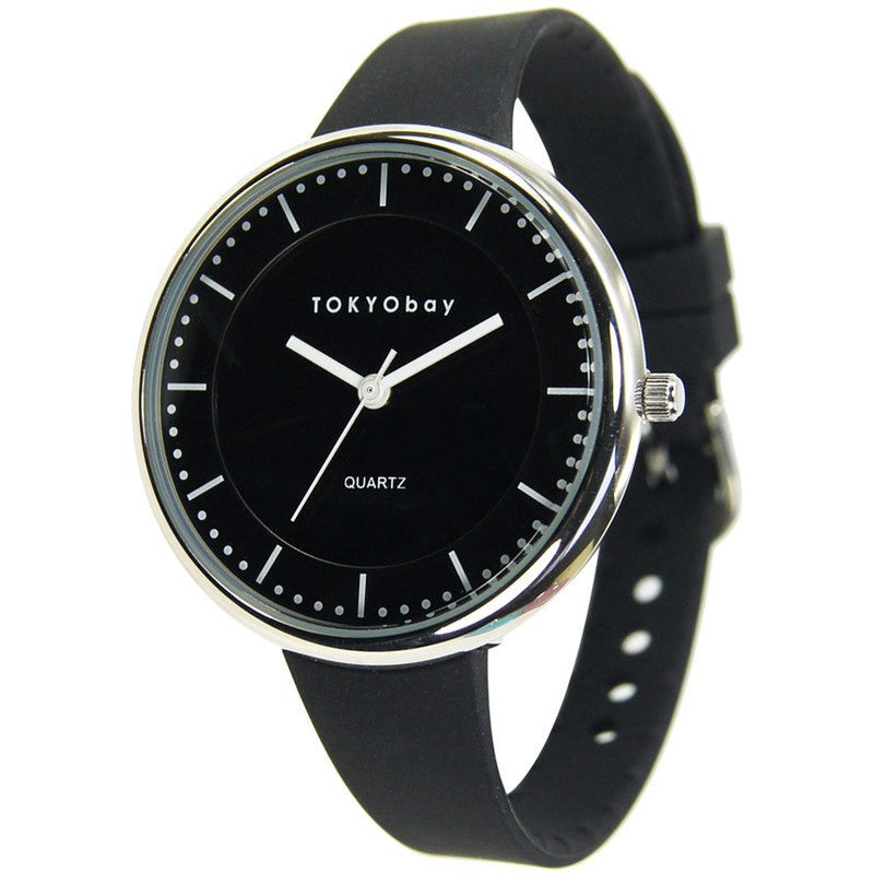TOKYObay Bean Women's Watch | Black