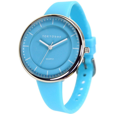 TOKYObay Bean Women's Watch | Blue