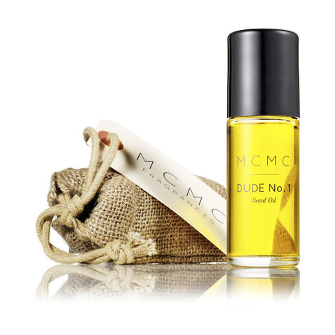 MCMC Fragrances Beard Oil | Dude No. 1 DN1-BO