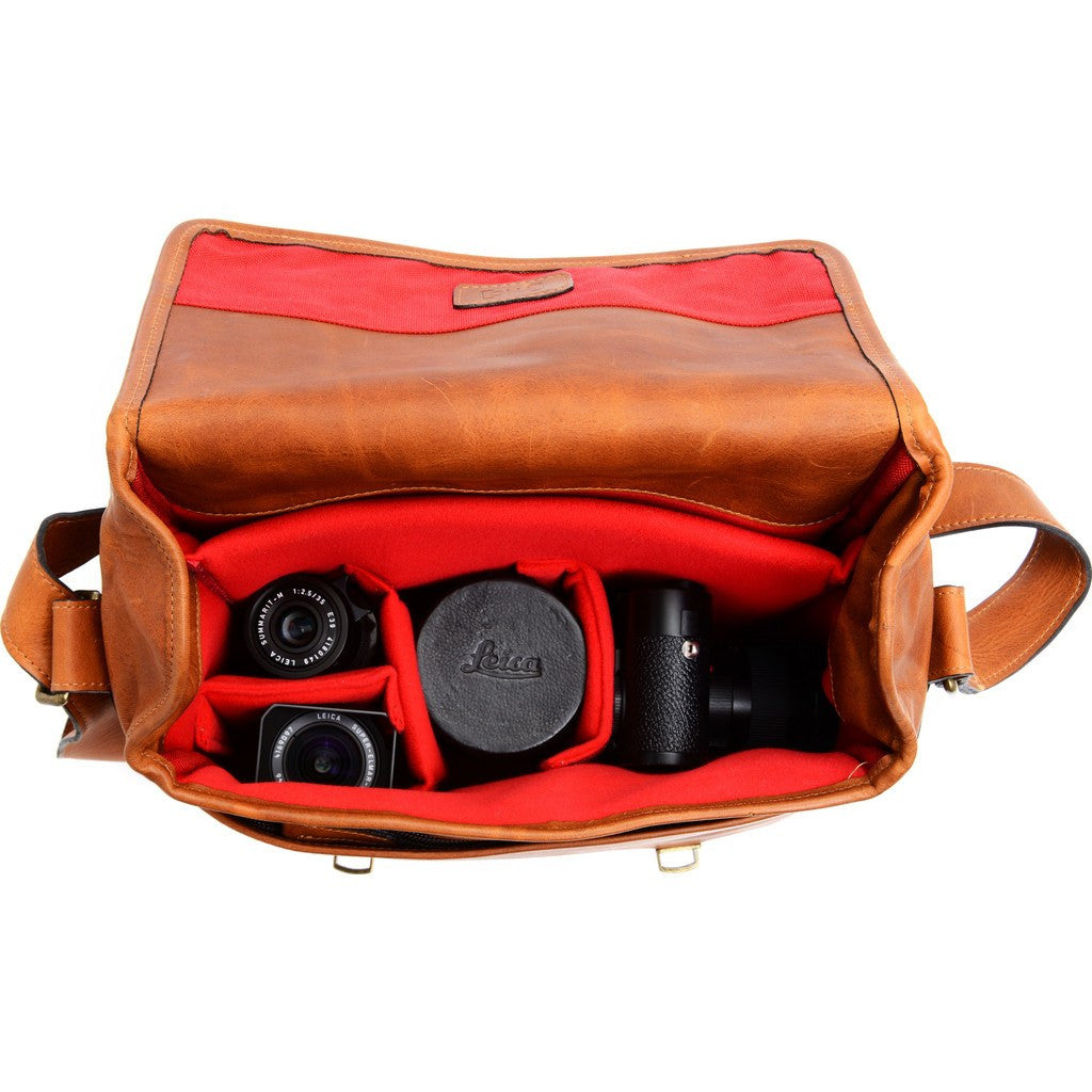 ONA Berlin II Camera Messenger Bag | Vintage Bourbon ONA5-028TN-2
