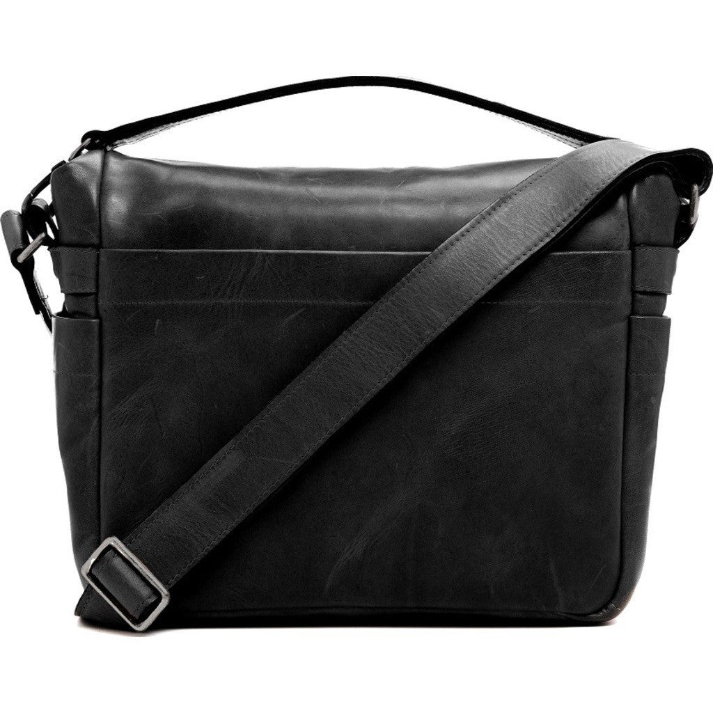 ONA Berlin II Camera Messenger Bag | Black ONA028BL-2