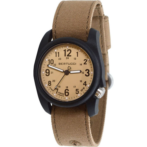 Bertucci DX3 Performance Field Watch | Canvas Band