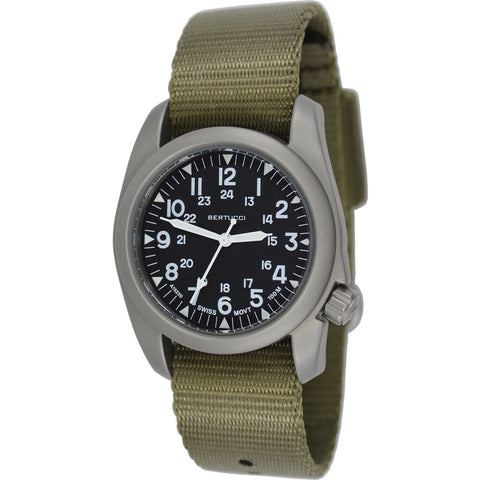 Bertucci A-2S Vintage Watch | Comfort Webb Band