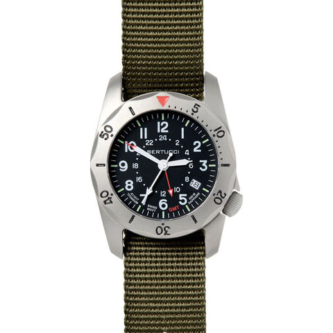 Bertucci A-2TR Vintage GMT Watch