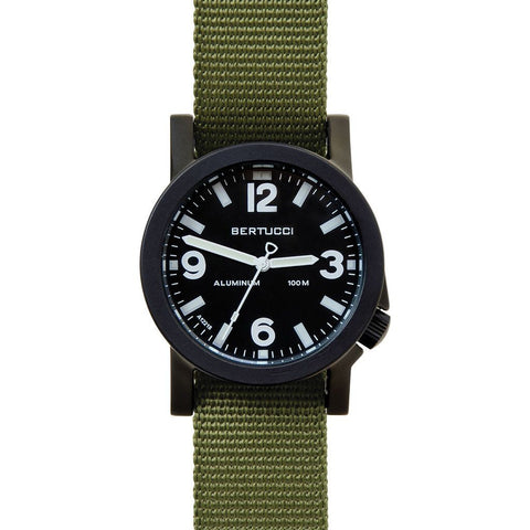Bertucci A-6A Experior Field Watch | Nylon Strap