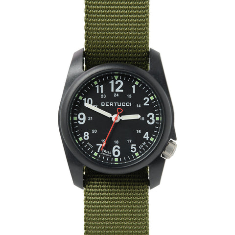 Bertucci DX3 Field Watch | Nylon Strap