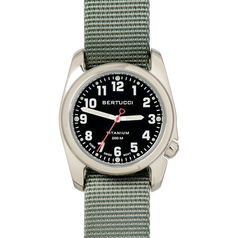 Bertucci A-2T Highpolish Field Watch
