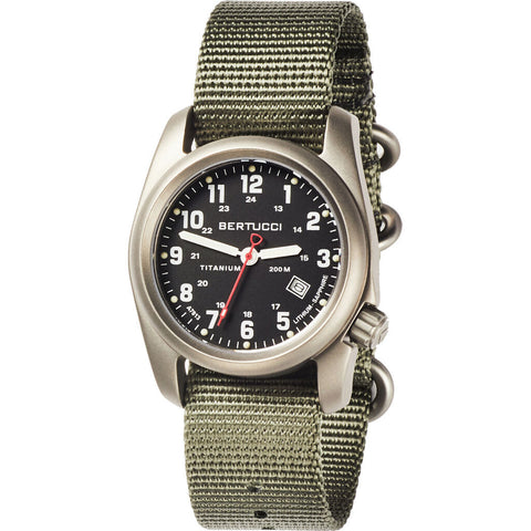 Bertucci A-2T Super Classic Watch | Nylon Strap
