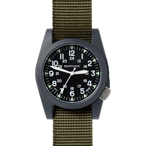 Bertucci A-3P Sportsman Vintage Watch