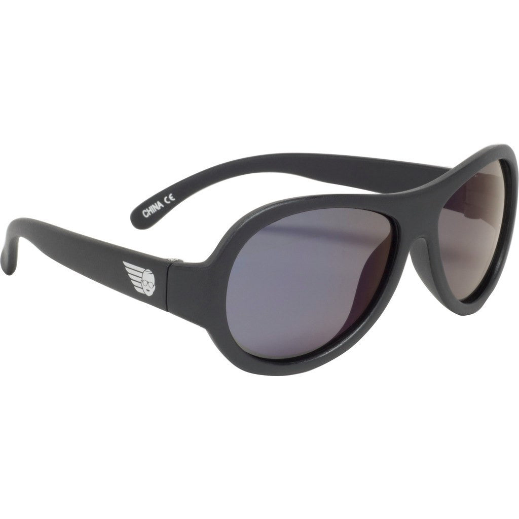 Babiators Black Ops Polarized Sunglasses | Ages 0-3 / Ages 3-7+ 008TA-261012