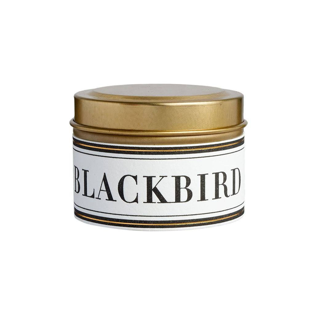 Blackbird Incense Tin | Tilde