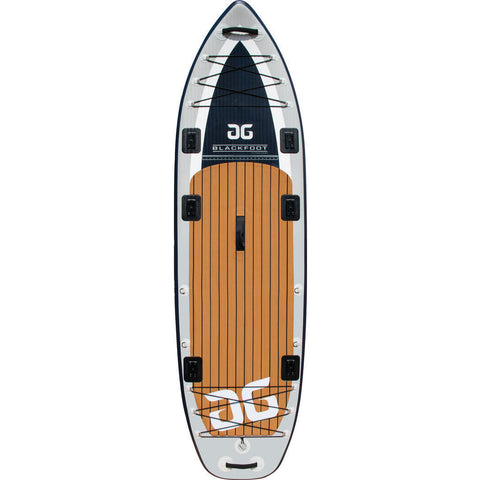 Aquaglide Blackfoot Inflatable Stand Up Paddle Board | Angler 58-5216105