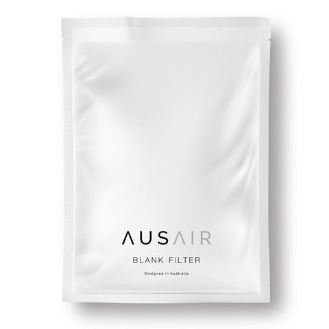 Aus Air O2 Plus Botanically Infused Face Mask Filter 4 Pack