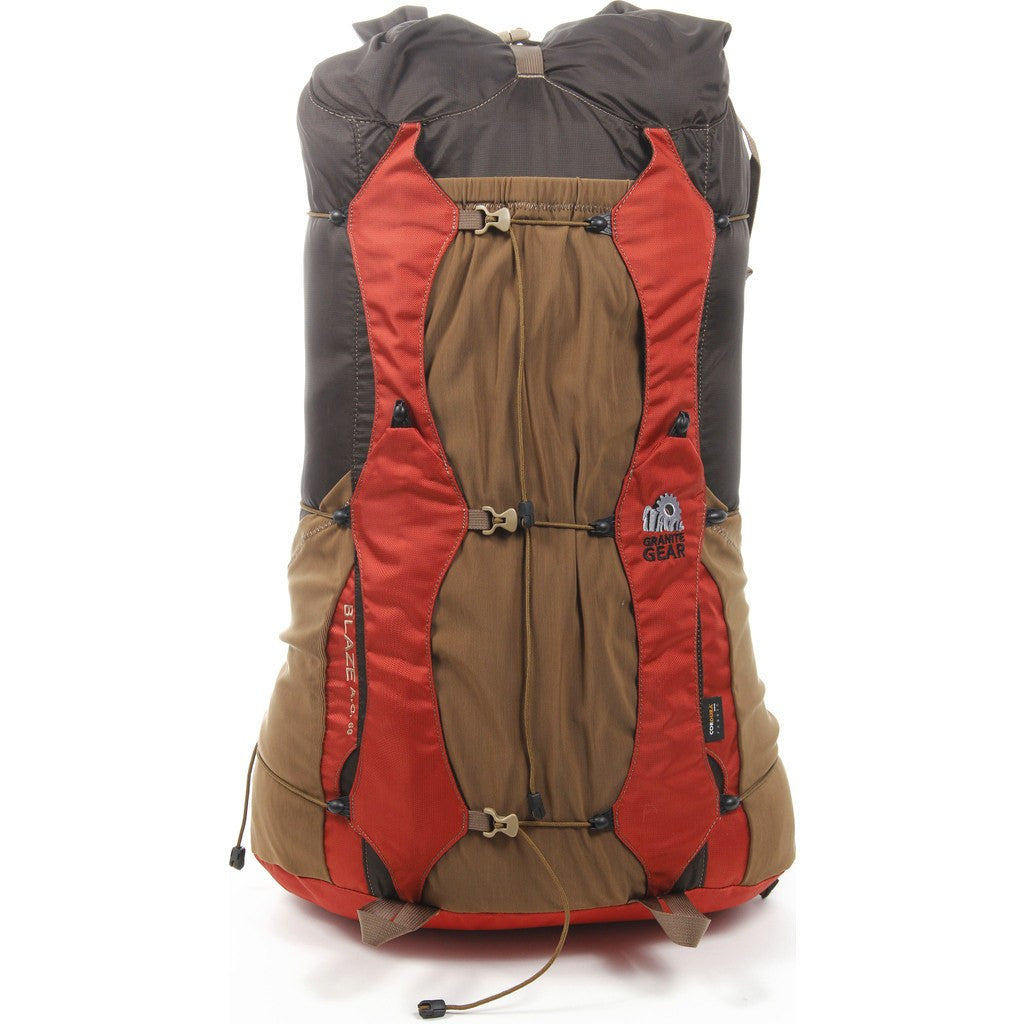 Granite Gear Blaze AC 60 Multi-Day Pack | Tiger/Java 54620-5003/532264
