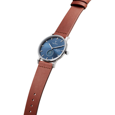 Triwa Blue Ray Falken Watch | Brown Classic- CL010212-FAST121